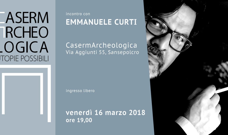 Incontro con Emmanuele Curti
