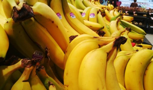 Vedo una banana