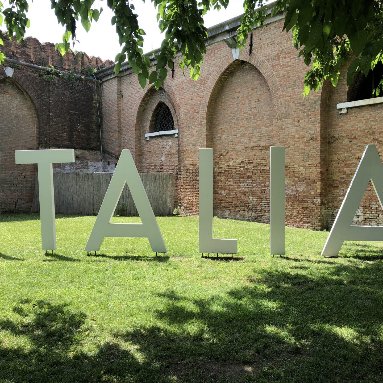 Arcipelago Italia /// Biennale di Venezia