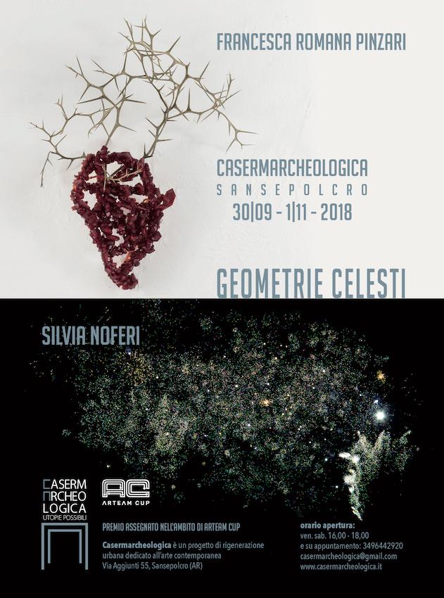Geometrie Celesti | Francesca Romana Pinzari e Silvia Noferi