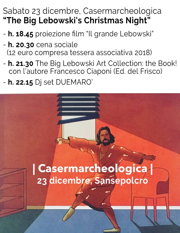 The Big Lebowski's Christmas