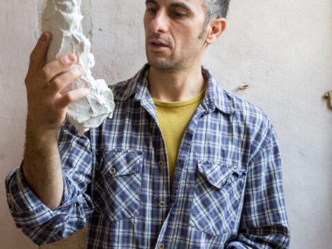 Il diritto al silenzio – Matteo Lucca a CasermArcheologica