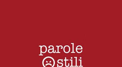 19/12 | Parole O_Stili